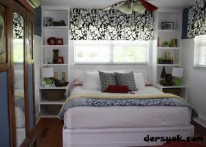 Küçük odalar için dekorasyon, dekorasyon fikirleri,  dekore etmek