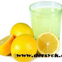 limon suyu böbrek taşına iyi gelir mi, böbrek taşı eritme, limon suyunun böbrek taşını eritmesi