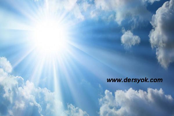 güneş ışınlarından korunma, güneş ışınlarının etkileri, güneş ışınlarının etkilerinden korunma