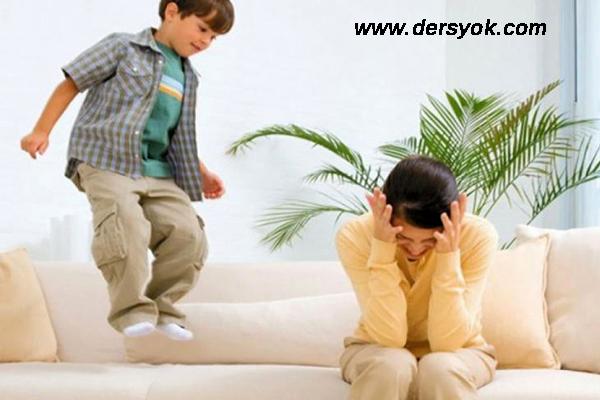 hiperaktivitenin zararı nedir, hiperaktivite tedavisi nasıl yapılır, hiperaktivitenin zararları var mı