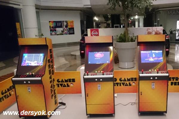oyun makinelerinin tarihi, oyun makinelerinin gelişimi, üretilen oyun makineleri