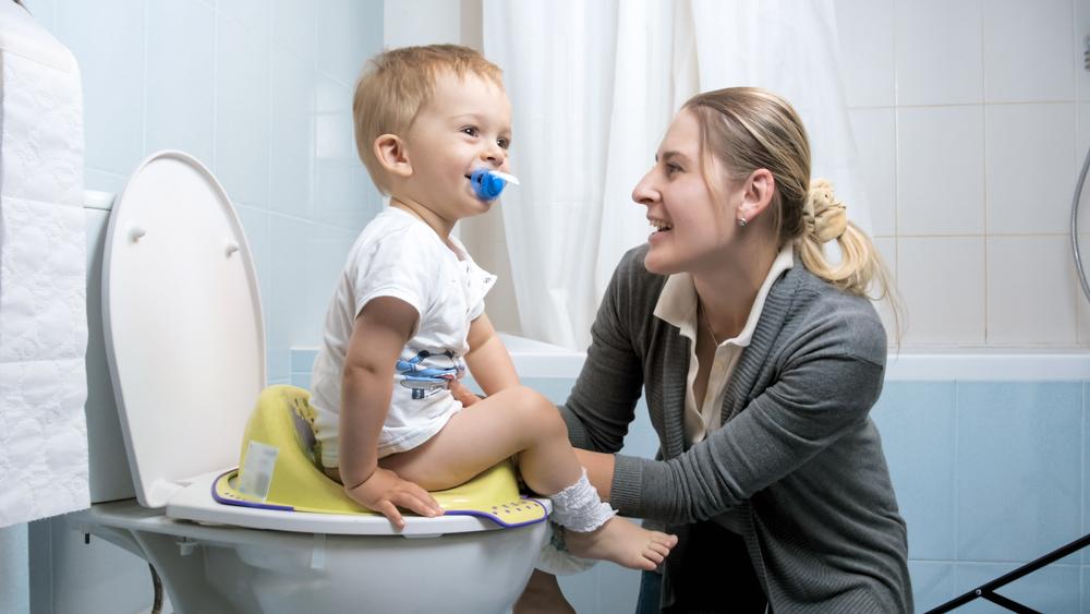 Tuvalet eğitimi, Çocuklarda Tuvalet, Çocuklara Tuvalet eğitimi