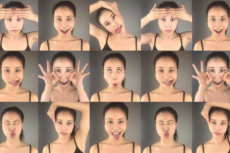 yüz yogası, yüz yogası ne demek, yüz yogasının faydaları