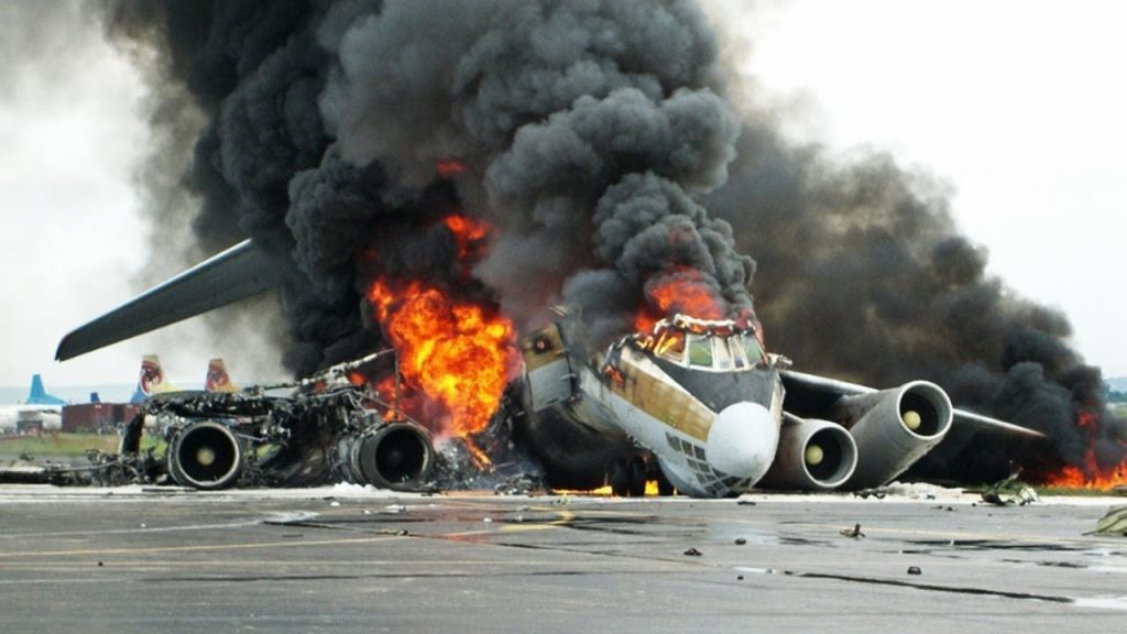 büyük uçak kazaları, tarihteki büyük uçak kazaları, yaşanmış büyük uçak kazaları